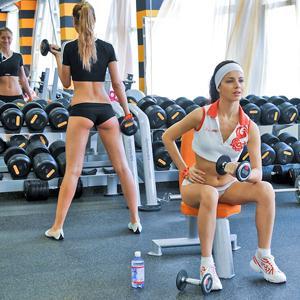 Фитнес-клубы Южно-Сахалинска