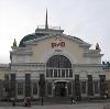 Железнодорожные вокзалы в Южно-Сахалинске