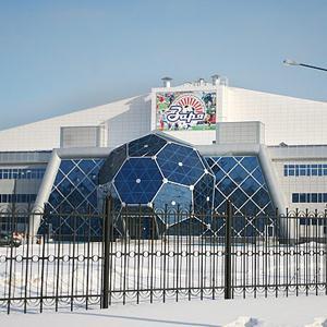 Спортивные комплексы Южно-Сахалинска