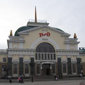 Железнодорожные вокзалы Южно-Сахалинска